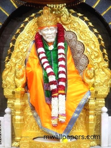 Sai Baba HD Photos (2073) - Shirdi Sai Baba
