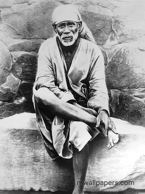 Sai Baba Rare Hd Images 200 Androidiphoneipad Hd Wallpapers