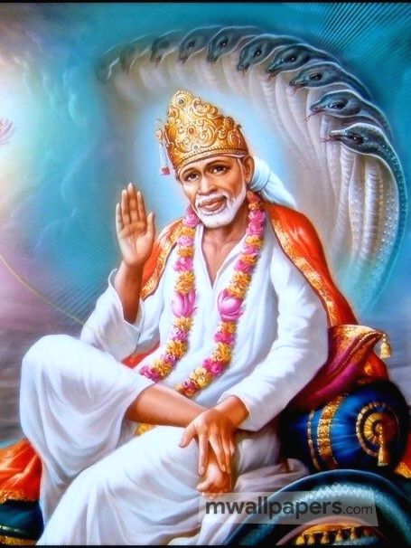Shirdi Sai Baba HD Image Wallpaper (71) - Shirdi Sai Baba