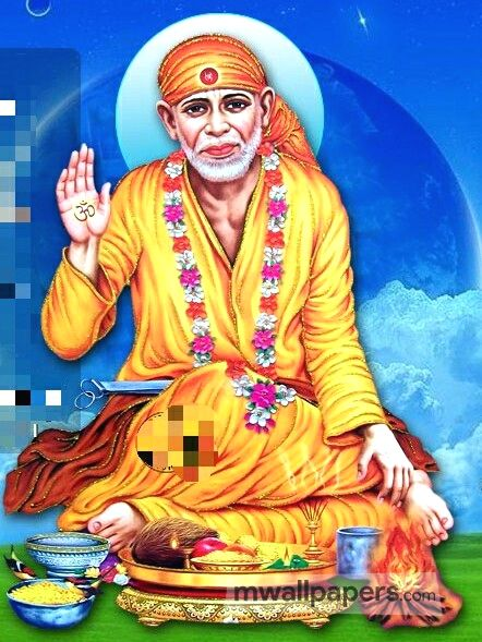 Shirdi Sai Baba HD Image Wallpaper (61) - Shirdi Sai Baba