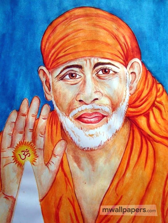 Shirdi Sai Baba HD Image Wallpaper (65) - Shirdi Sai Baba