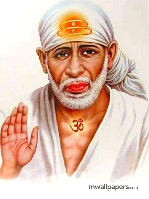 Shirdi Sai Baba HD Image Wallpaper (62) - Shirdi Sai Baba