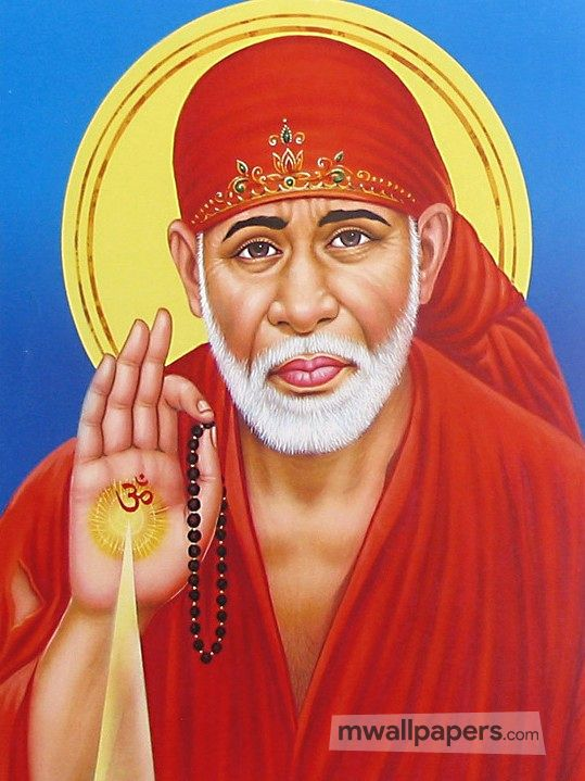 Shirdi Sai Baba HD Image Wallpaper (67) - Shirdi Sai Baba