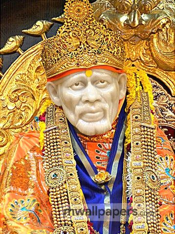 Shirdi Sai Baba HD Image Wallpaper (70) - Shirdi Sai Baba