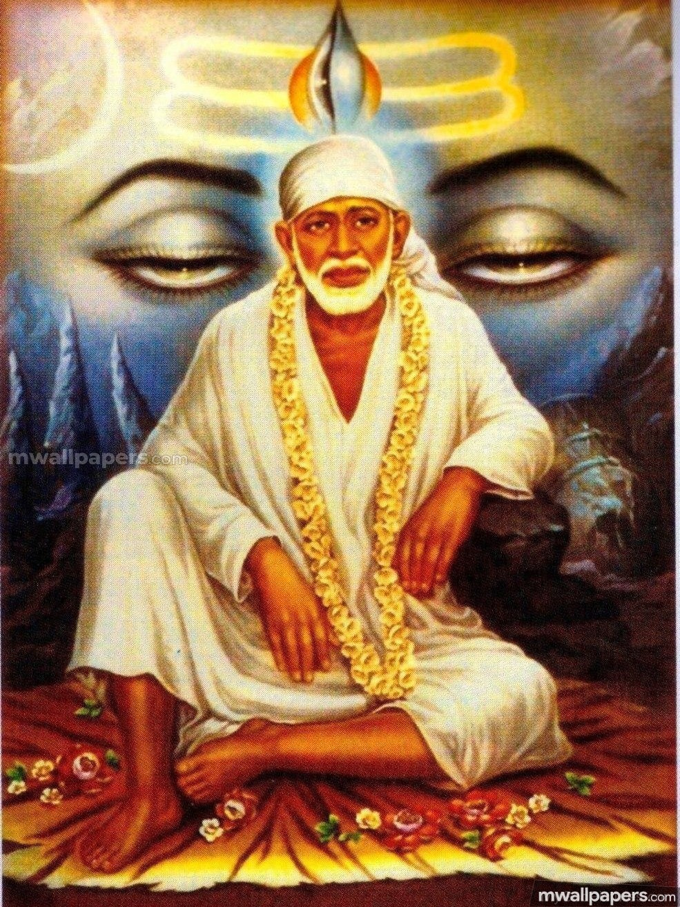 Shirdi Sai Baba HD Photos & Wallpapers (1080p) (16255) - Shirdi Sai Baba