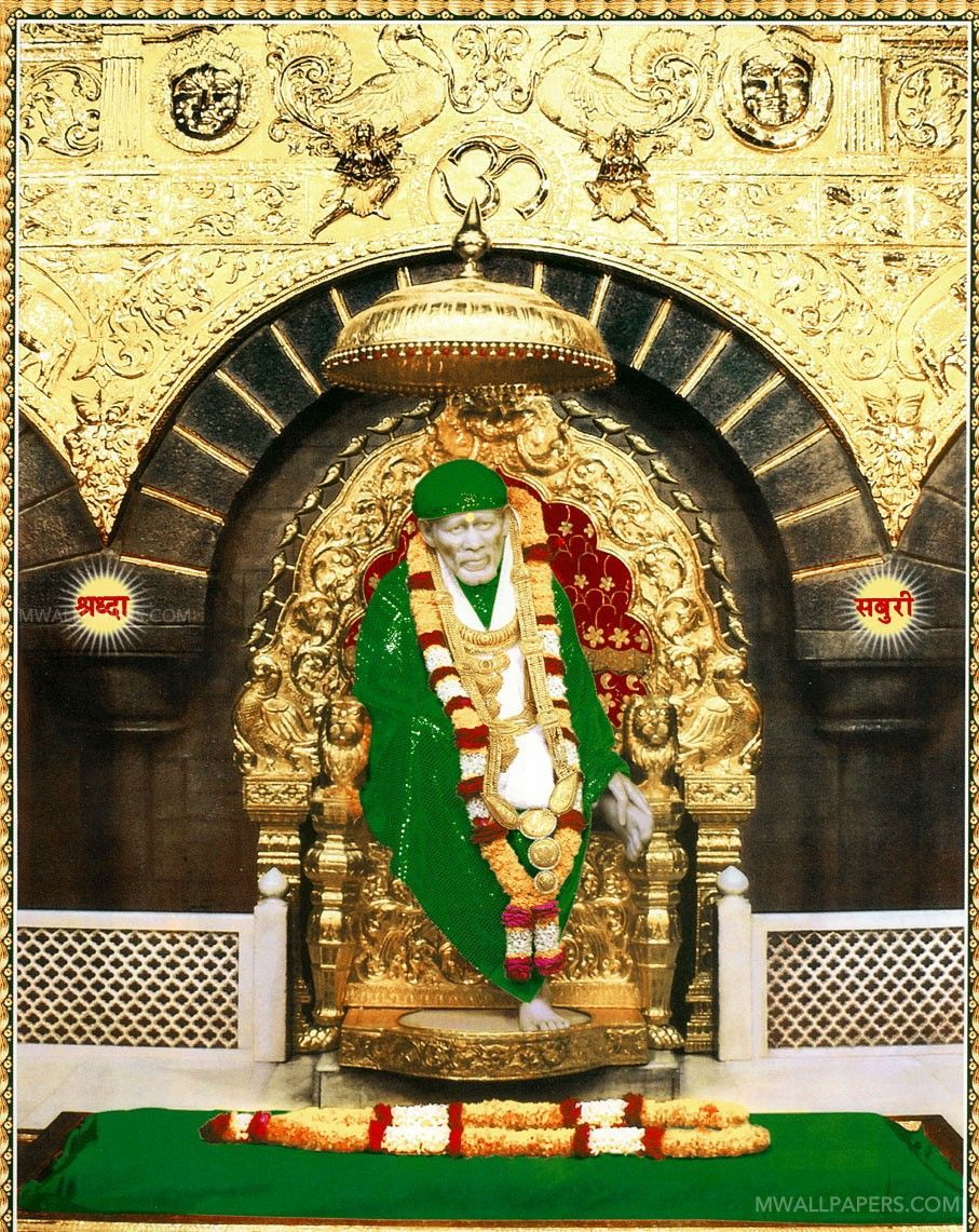 Shirdi Sai Baba HD Photos & Wallpapers (1080p) (16271) - Shirdi Sai Baba