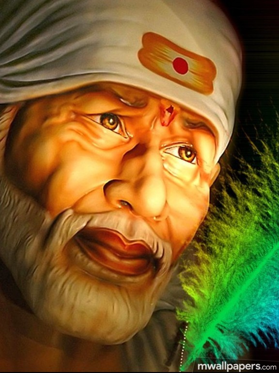 Shirdi Sai Baba HD Photos & Wallpapers (1080p) (16273) - Shirdi Sai Baba