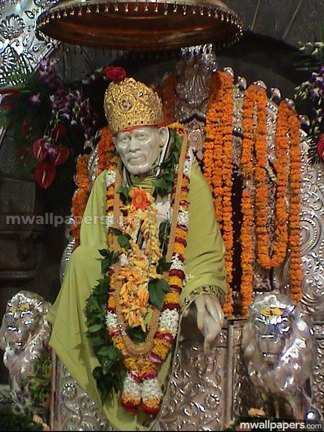 Shirdi Sai Baba HD Photos & Wallpapers (1080p) (16270) - Shirdi Sai Baba