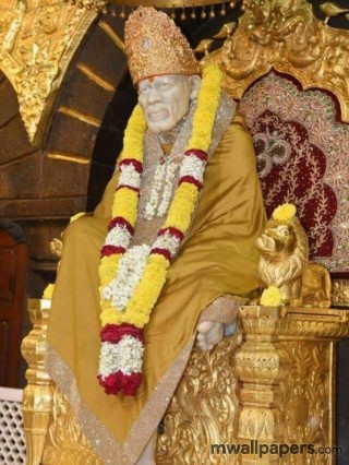 Sai Baba HD Photos