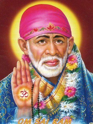 Shirdi Sai Baba HD Image Wallpaper - god,sai baba,shirdi