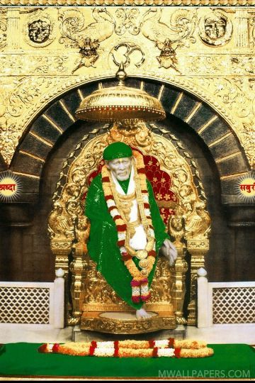Shirdi Sai Baba HD Photos & Wallpapers (1080p) - shirdi sai baba,sai baba,baba,sai,god,hindu god