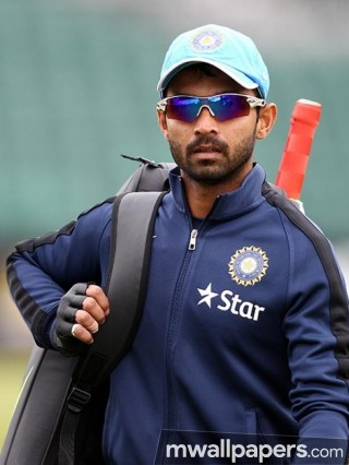 Ajinkya Rahane Best HD Photos (1080p) - ajinkya rahane,cricketer,india,hd wallpapers