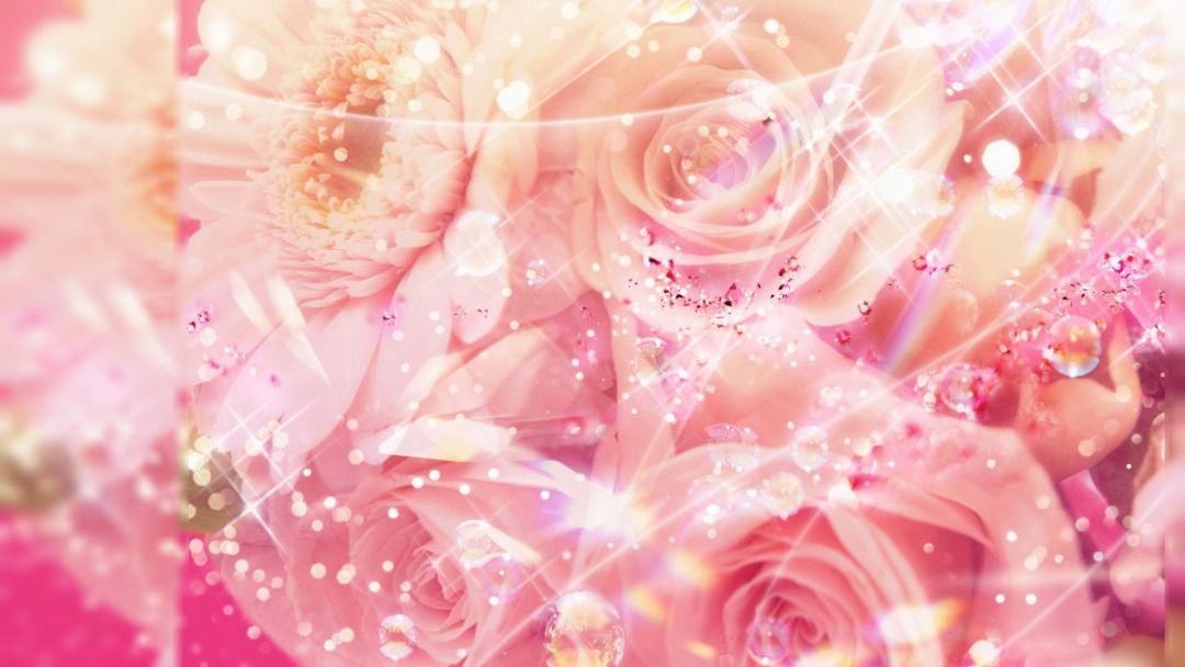 Aesthetic Pink Desktop HD Wallpapers (Desktop Background / Android / iPhone) (1080p, 4k) (37389) - 3D / Abstract