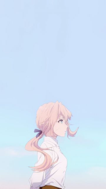 Pastel Aesthetic Anime HD Wallpapers (Desktop Background / Android / iPhone) (1080p, 4k)