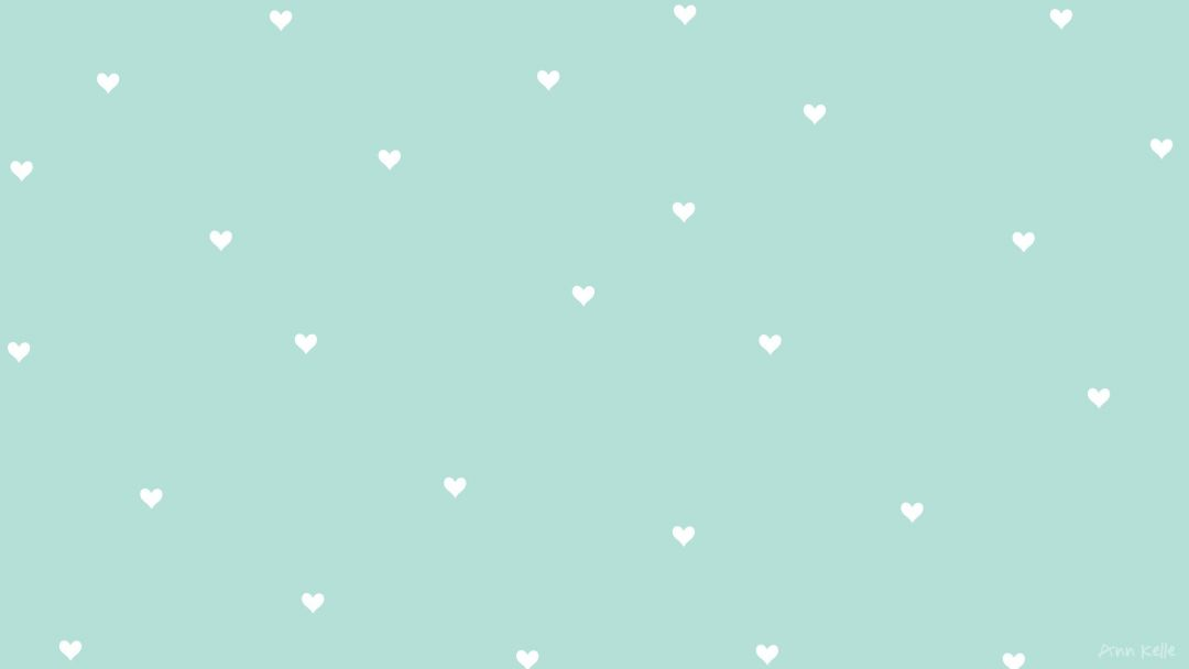 Mint Green Aesthetic HD Wallpapers (Desktop Background / Android / iPhone) (1080p, 4k) (35135) - 3D / Abstract