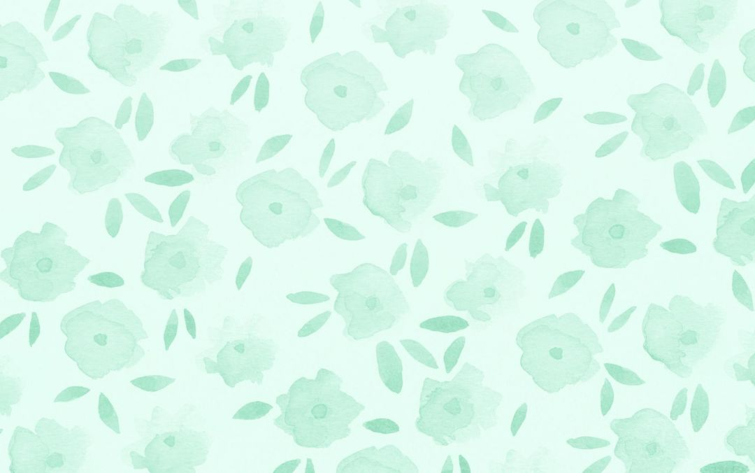 Mint Green Aesthetic HD Wallpapers (Desktop Background / Android / iPhone) (1080p, 4k) (35016) - 3D / Abstract
