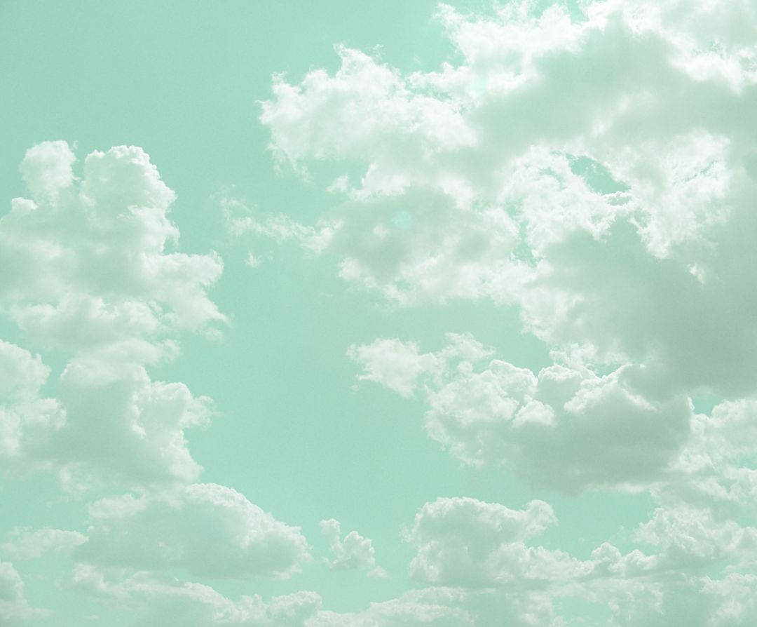 Mint Green Aesthetic HD Wallpapers (Desktop Background / Android / iPhone) (1080p, 4k) (34998) - 3D / Abstract