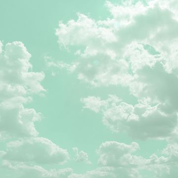 Mint Green Aesthetic HD Wallpapers (Desktop Background / Android / iPhone) (1080p, 4k)