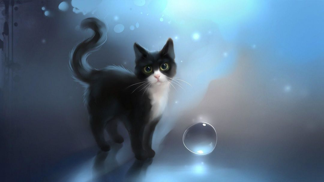 35 Kawaii Anime Cat Hd Wallpapers Desktop Background Android Iphone 1080p 4k 1920x1080 2020