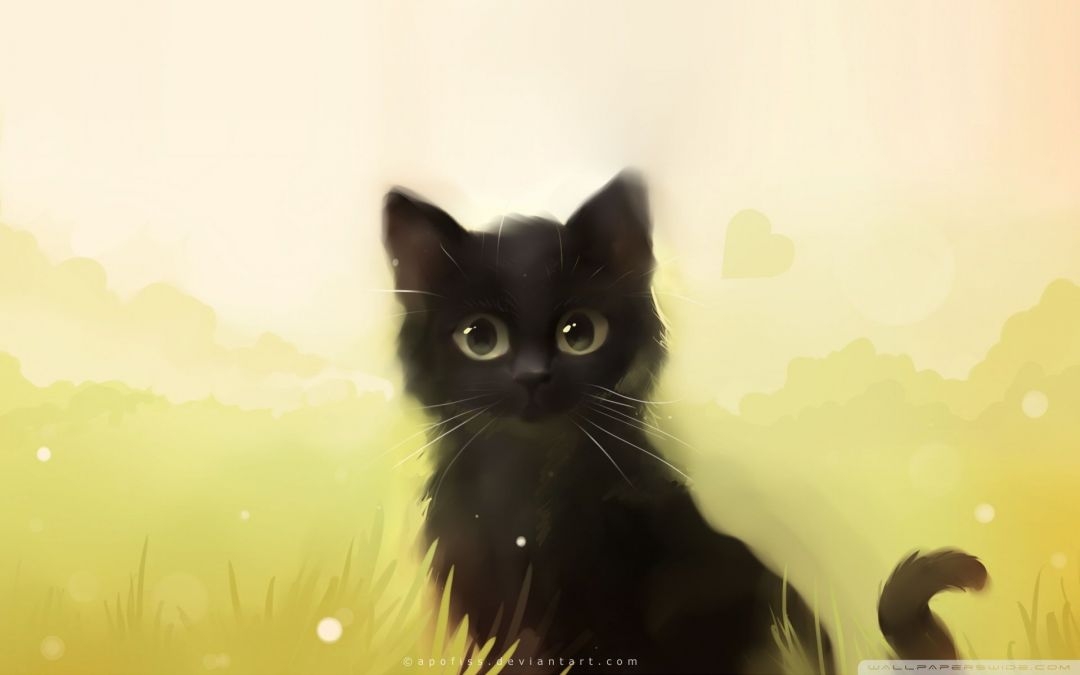 35 Kawaii Anime Cat Hd Wallpapers Desktop Background Android Iphone 1080p 4k 1920x1200 2020