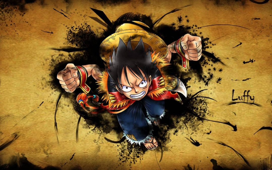 [35+] Luffy HD Wallpapers (Desktop Background / Android ...
