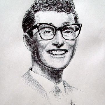 Buddy holly - Android, iPhone, Desktop HD Backgrounds / Wallpapers (1080p, 4k) HD Wallpapers (Desktop Background / Android / iPhone) (1080p, 4k)