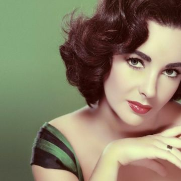 Elizabeth Taylor As Young HD - Android / iPhone HD Wallpaper Background Download HD Wallpapers (Desktop Background / Android / iPhone) (1080p, 4k)